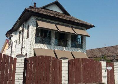 Маркіза для вікна - ATTICA