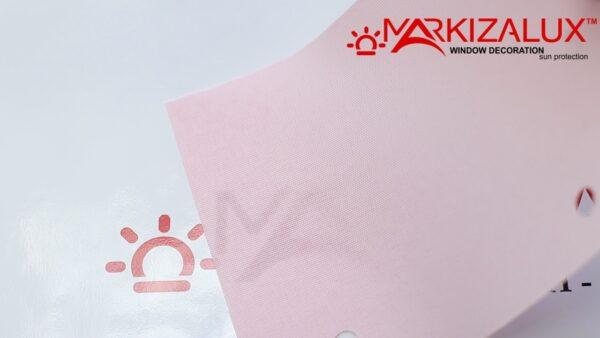 Акварель 200 розовый-  ткань для тканевых ролет