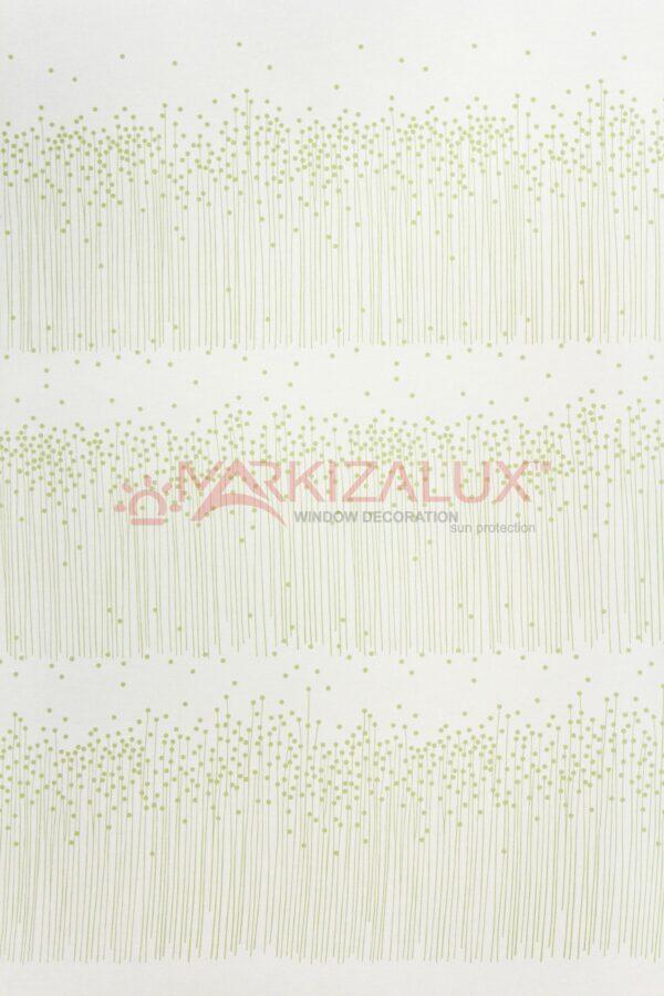 Дель Россо оливковый - ткань для тканевых ролет
