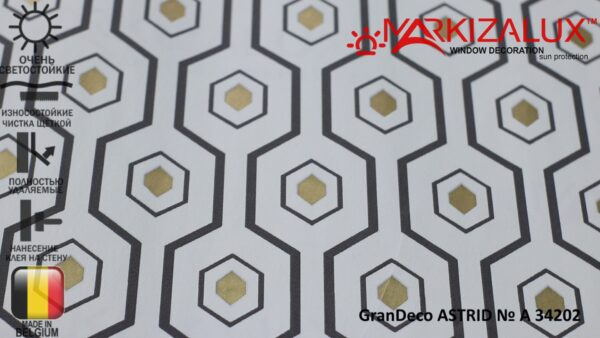 Обои GranDeco ASTRID № A 34202