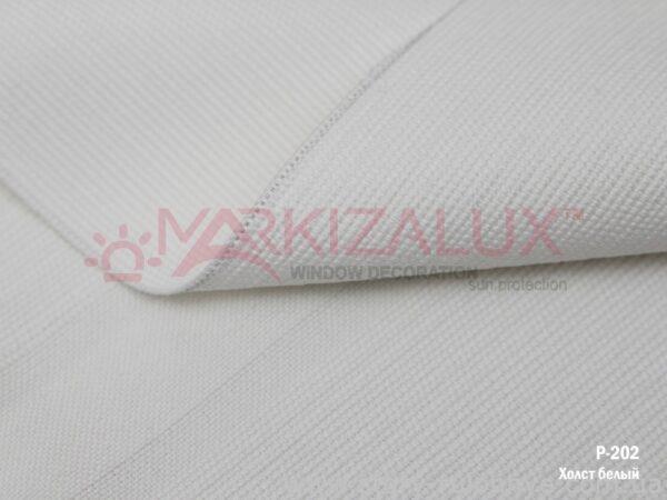 Холст белый - ткань для римских штор