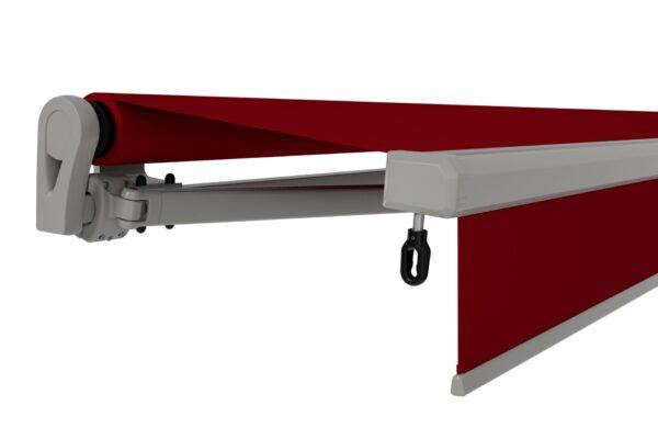 Markilux 1300  бюджетная маркиза открытого типа