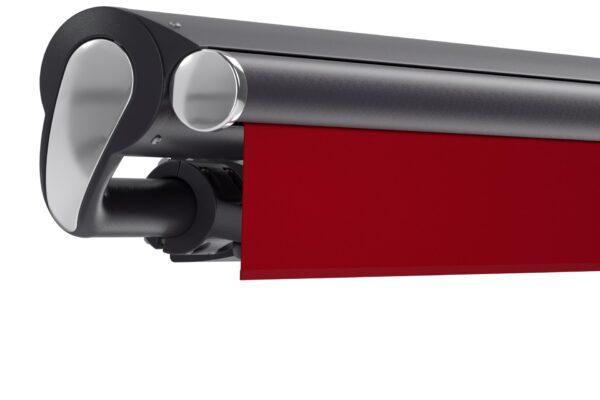Markilux 1710  полукассетная маркиза каплевидной формы