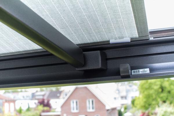 Markilux 970 маркиза усиленная в закрытой кассете куб