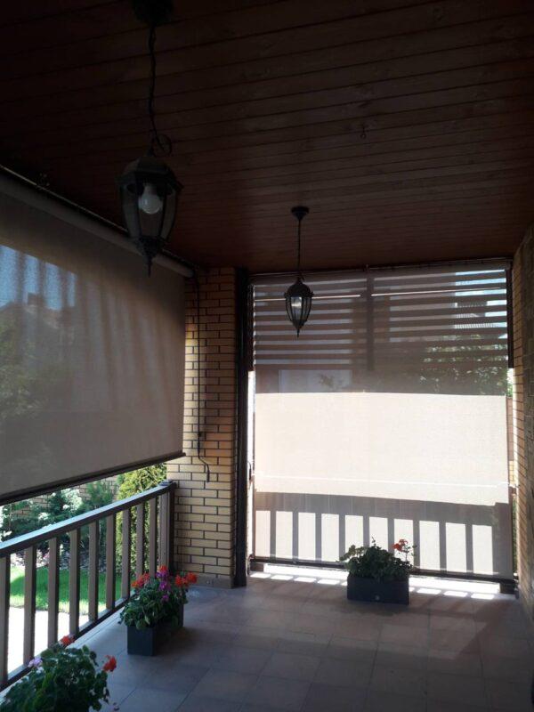 Рефлексоль маркиза для окна