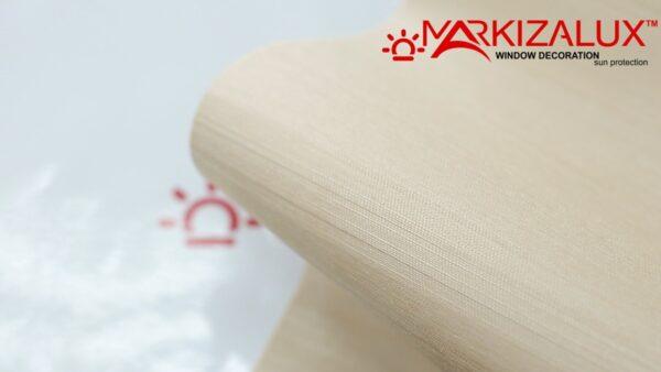 Мармарис бежевый - ткань для рулонных штор