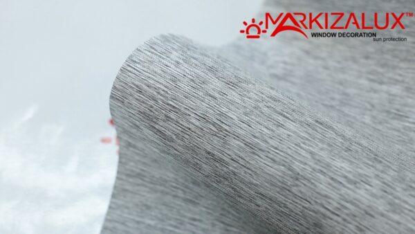 Мармарис сильвер - ткань для рулонных штор