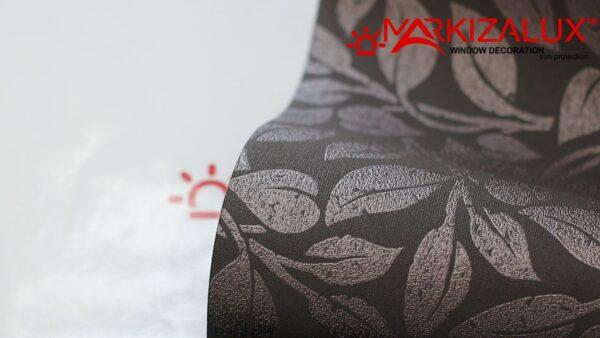 Мелиса шоколад - ткань для рулонных штор