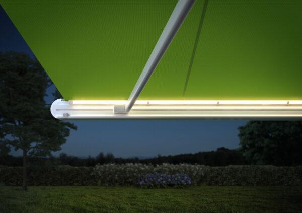 markilux MX-1 compact маркиза с LED подсветкой