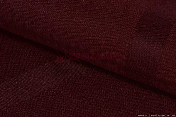 Папирус бордо - ткань для римских штор