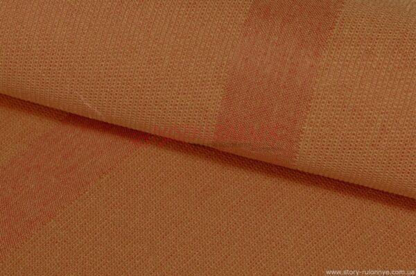 Папирус оранж - ткань для римских штор