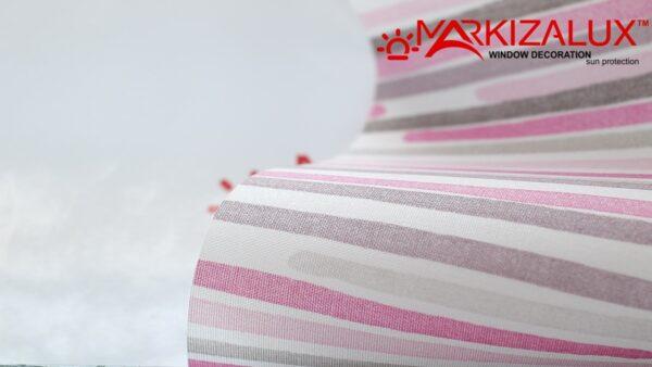 Румба малиновый - ткань для тканевых ролет