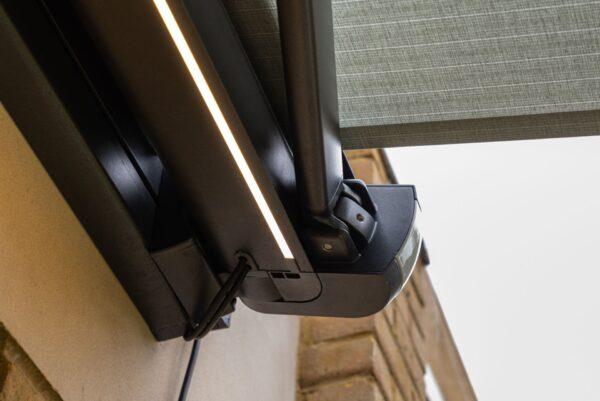 Маркиза горизонтальная markilux MX-3 в закрытой кассете