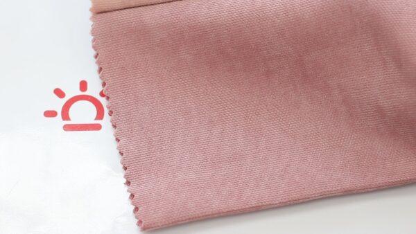 Римская штора из ткани Велюр Пурпурный - ткань